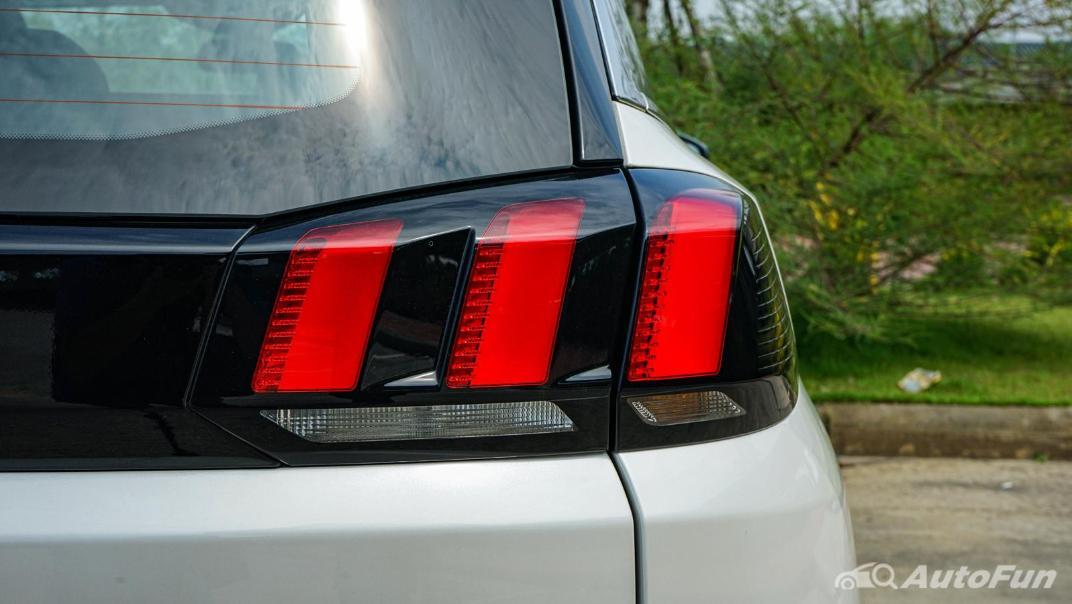 2020 Peugeot 5008 1.6 Allure Exterior 017