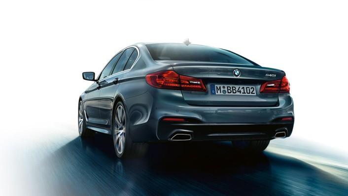 BMW 5-Series-Sedan 2020 Exterior 005
