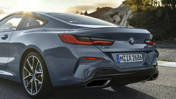 2021 BMW 8 Series Coupe M850i xDrive Exterior 006