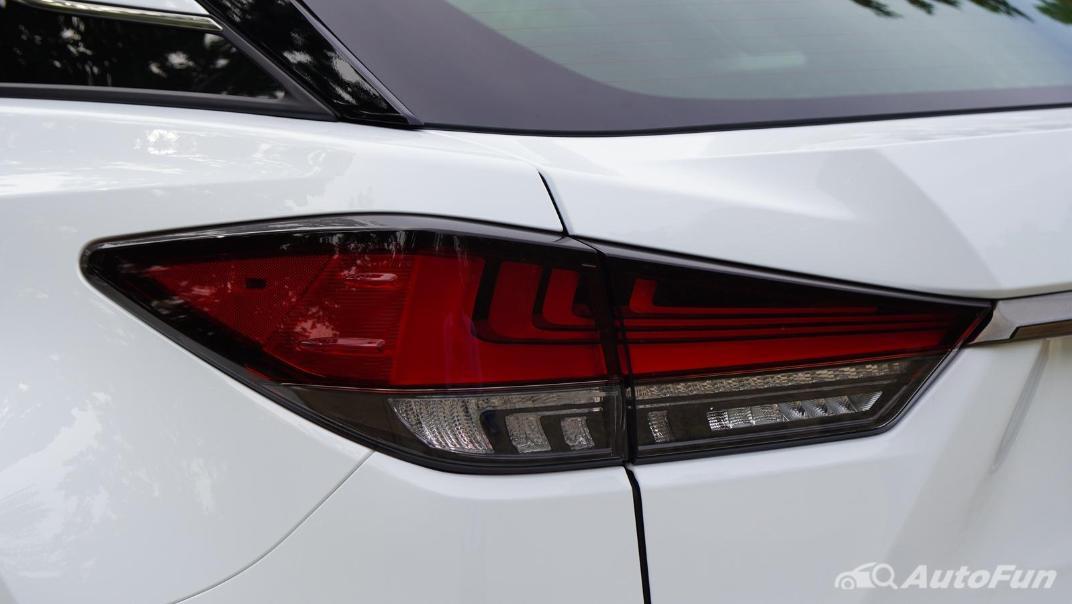 2020 Lexus RX 3.5 350 F Sport Exterior 024