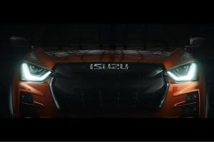 2020 All-New Isuzu D-Max เตรียมเปิดตัวที่ออสเตรเลีย 13 สิงหาคมนี้