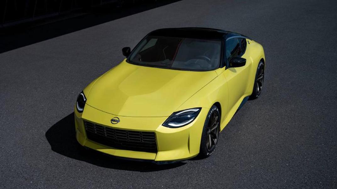 2020 Nissan Z Proto International Version Exterior 003