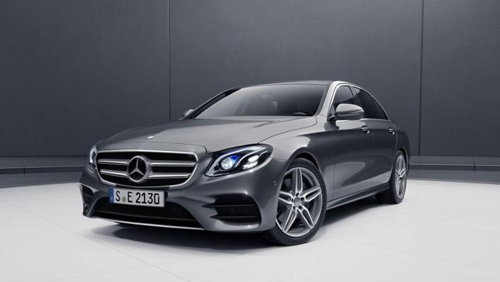 Mercedes-Benz E-Class Saloon 2020 Exterior 007