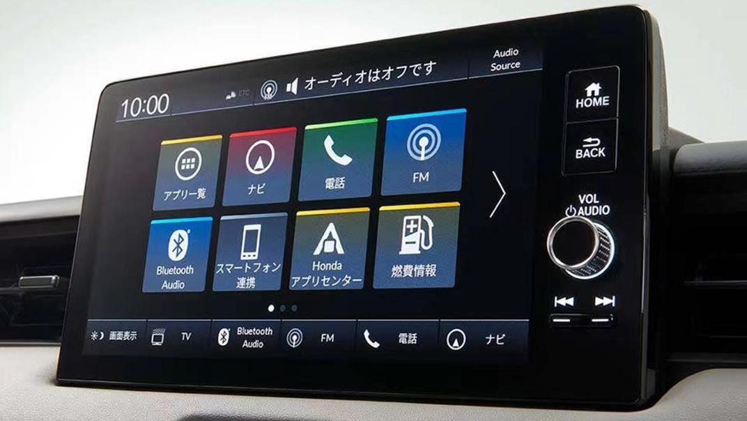 2021 Honda HR-V Upcoming Version Interior 003