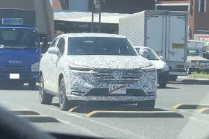 All-New 2021 Honda HR-V เปิดตัว 18 กุมภาพันธ์นี้ เผยห้องโดยสาร-อ็อปชั่นเบื้องต้น