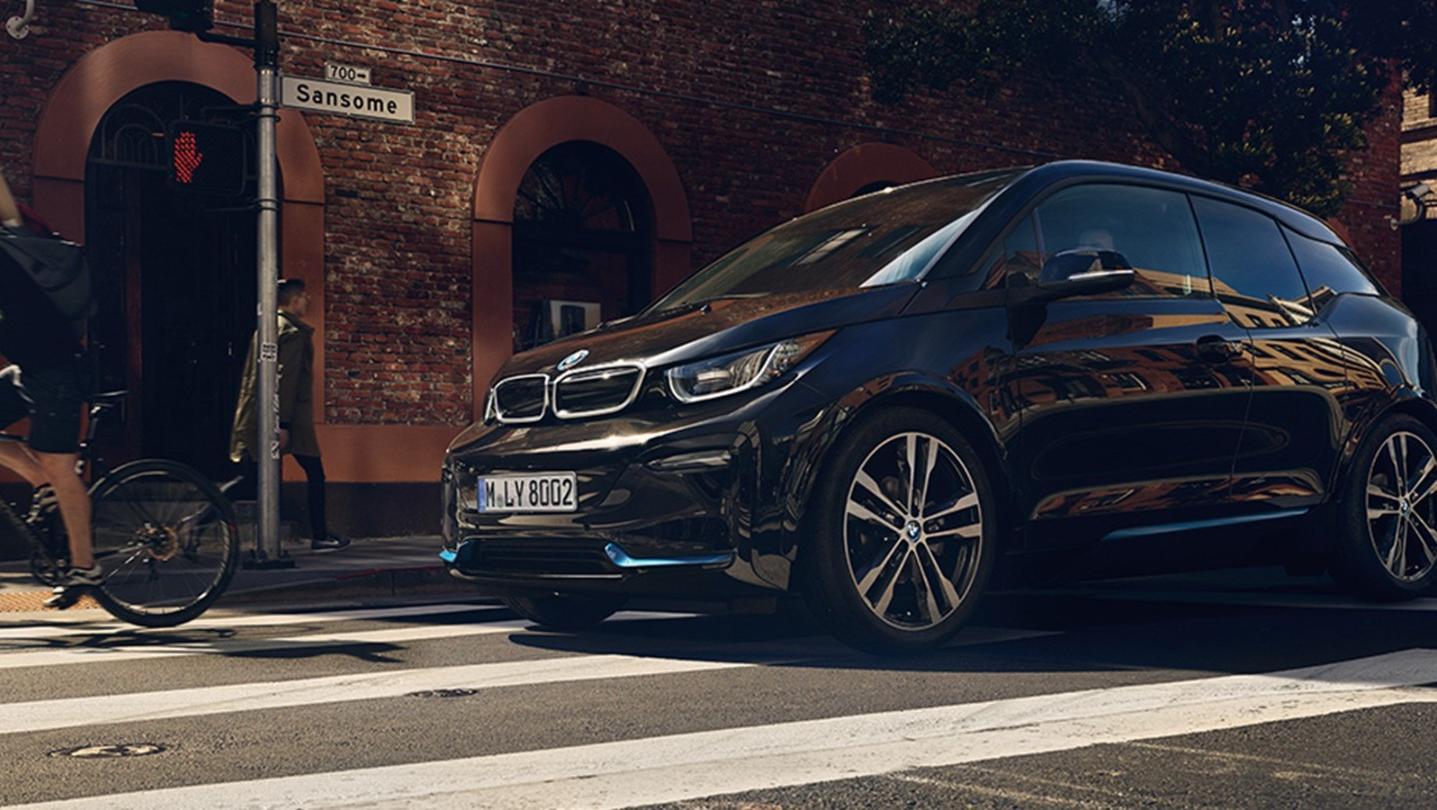 BMW I3S 2020 Exterior 003