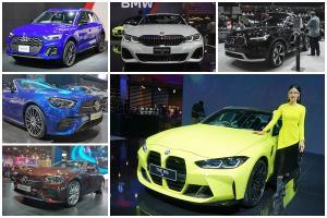 ส่องรถหรูมาใหม่งาน BIMS 2021 ราคาจับต้องได้ที่ Mercedes-Benz, BMW, Audi, Volvo เขาขนมาให้