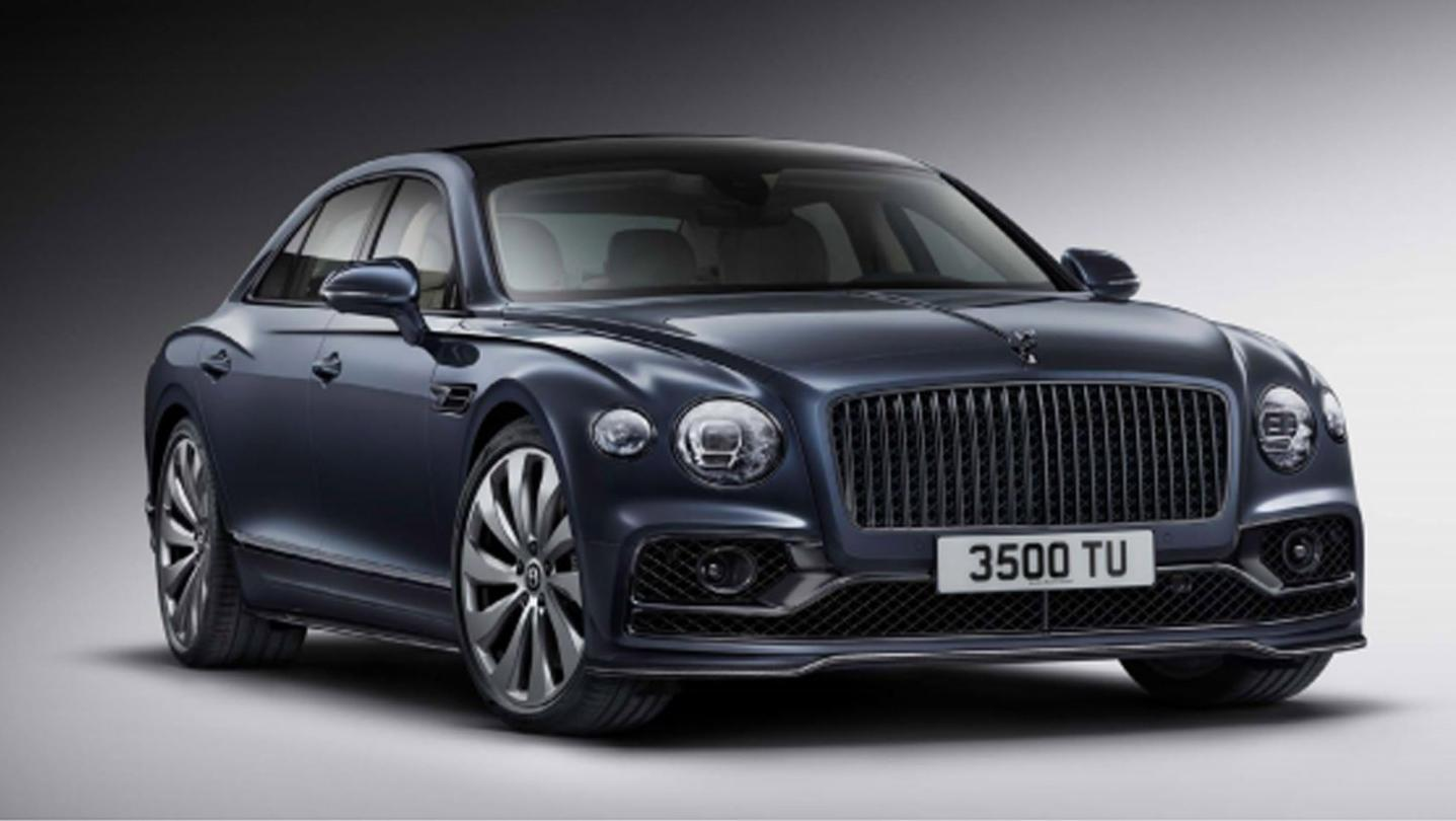 Bentley Flying Spur Public 2020 Exterior 002