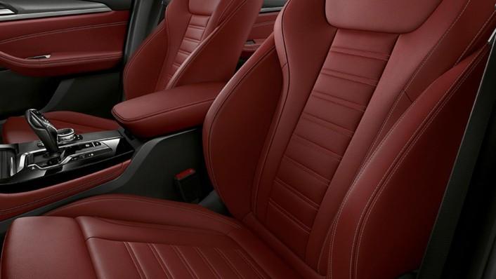 BMW X4 2020 Interior 006