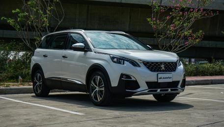 ราคา 2020 1.6 Peugeot 5008 Allure ใหม่ สเปค รูปภาพ รีวิวรถใหม่โดยทีมงานนักข่าวสายยานยนต์ | AutoFun