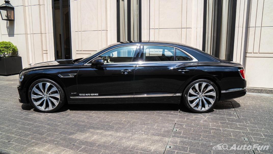2020 Bentley Flying Spur 6.0L W12 Exterior 004