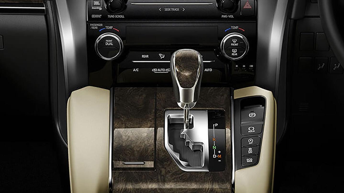 Toyota Alphard 2020 Interior 007