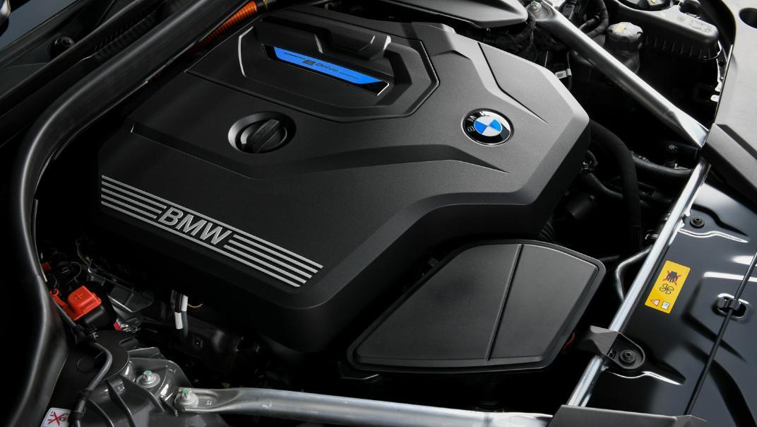 2021 BMW 5 Series Sedan 530e M Sport Others 006