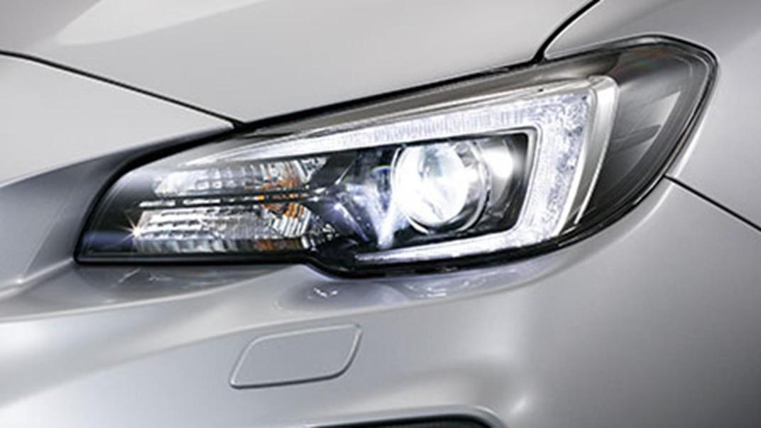 Subaru WRX-STI 2020 Exterior 007