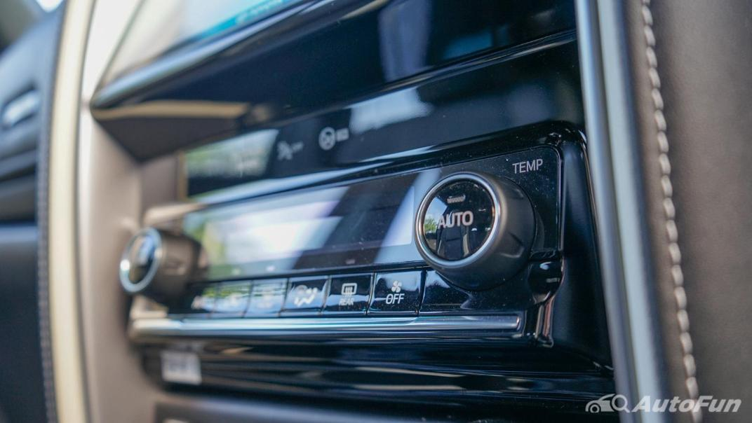 2020 Toyota Fortuner 2.8 Legender 4WD Interior 023