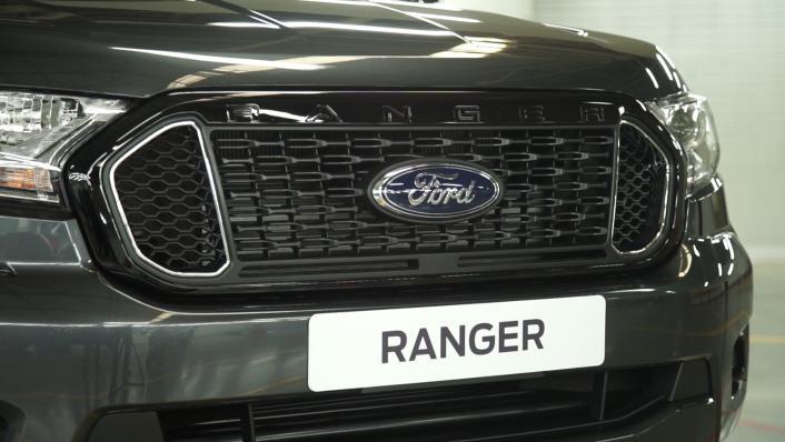 2021 Ford Ranger XLT Exterior 003
