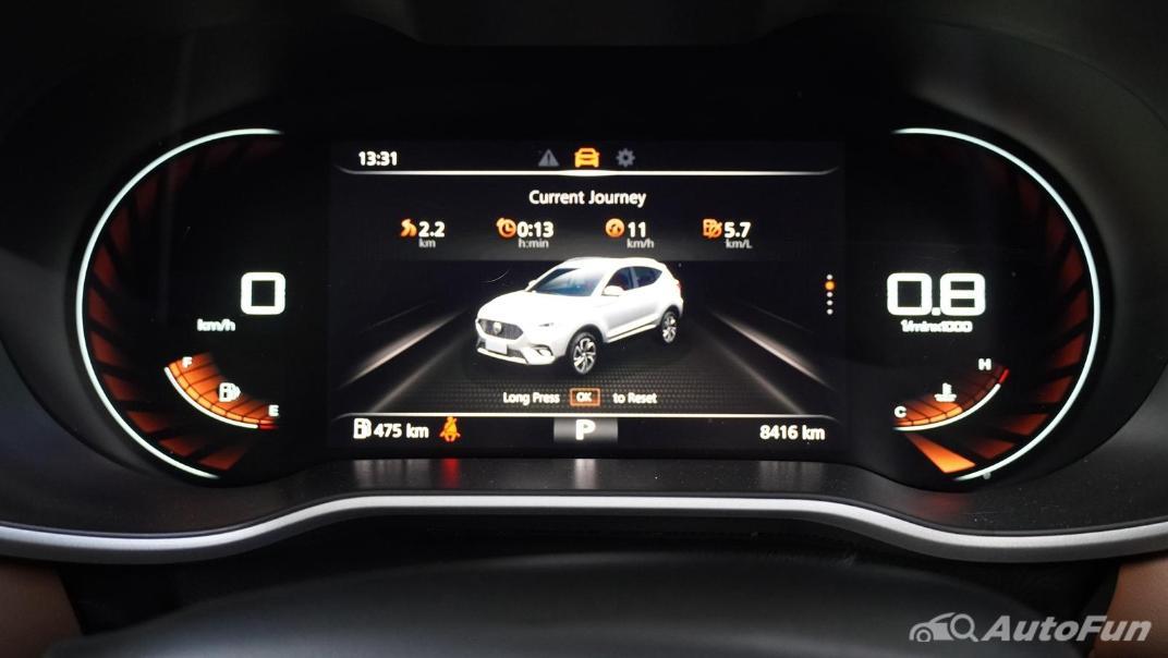 2020 MG ZS 1.5L X Plus Interior 012