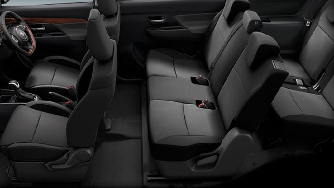 Suzuki Ertiga Public 2020 Interior 004