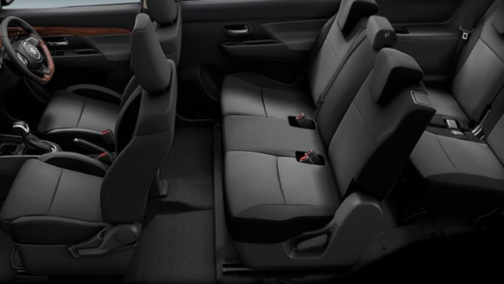 Suzuki Ertiga 2020 Interior 004