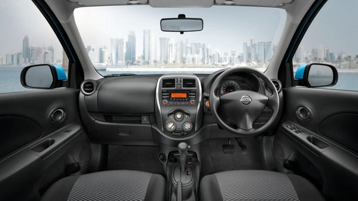 Nissan March Public 2020 Interior 001