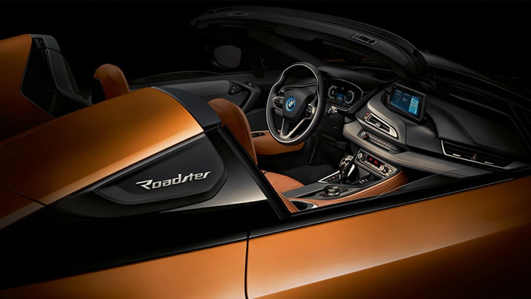 BMW I8-Roadster Public 2020 Interior 004