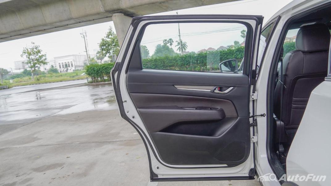 2020 2.5 Mazda CX-8 Skyactiv-G SP Interior 063