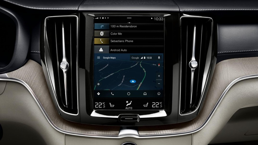 Volvo XC 60 2020 Interior 006