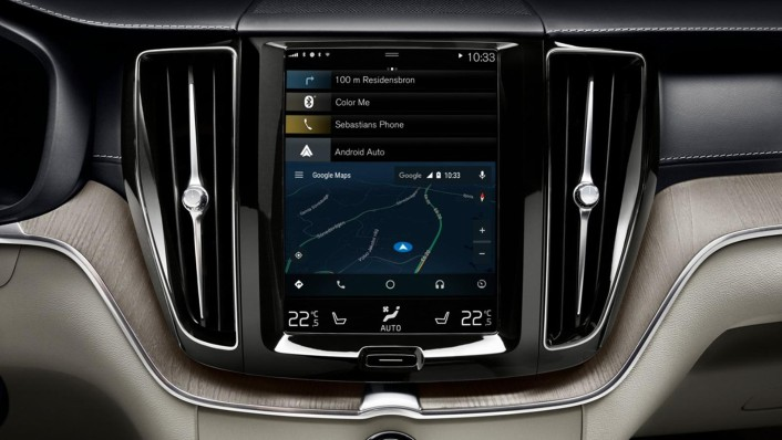 Volvo XC 60 Public 2020 Interior 006