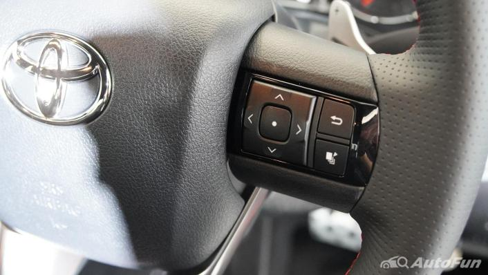 2021 Toyota Hilux Revo Double Cab 4x2 2.8 GR Sport AT Interior 005