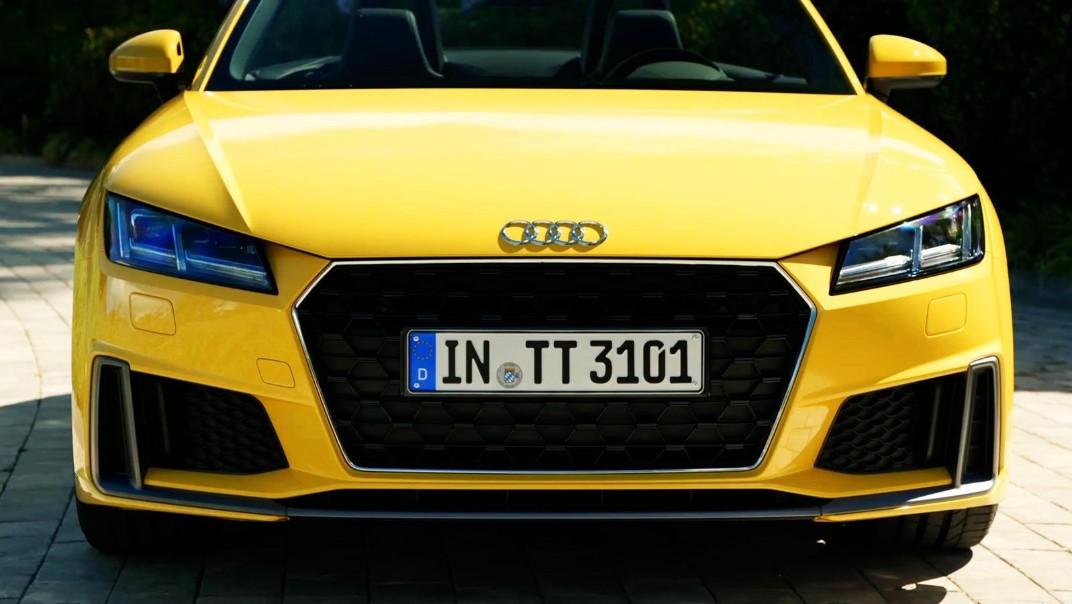 Audi TT Roadster 2020 Exterior 007