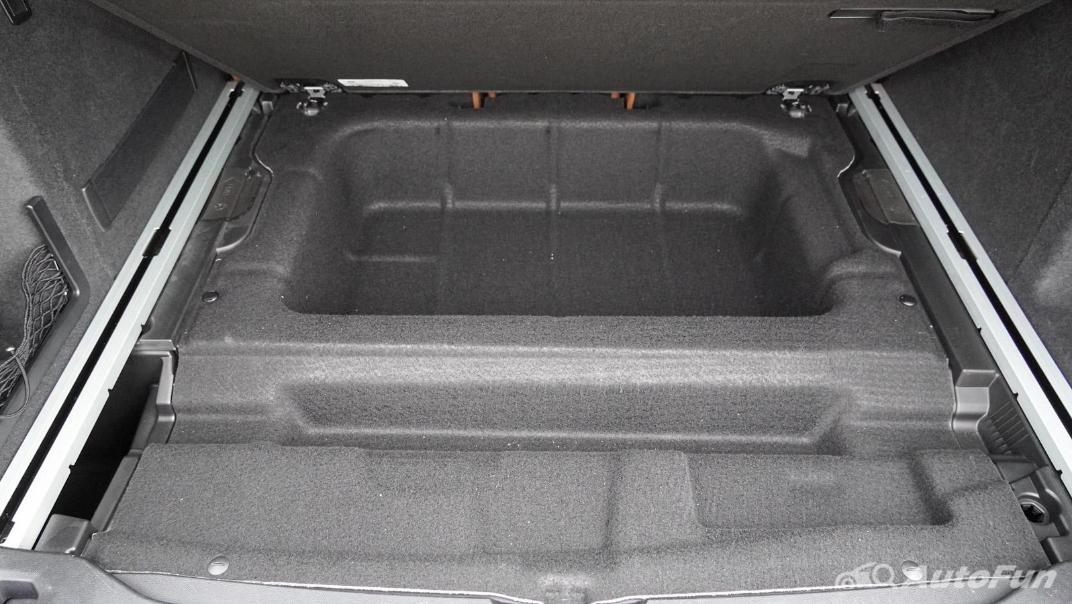 2020 2.0 BMW X3 xDrive20d M Sport Interior 082