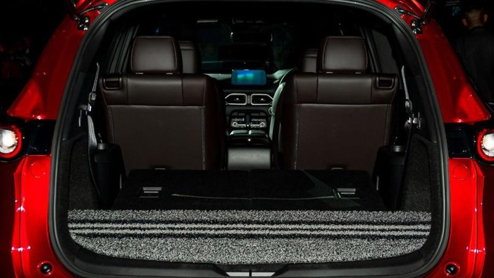 Mazda CX-8 Public 2020 Interior 005