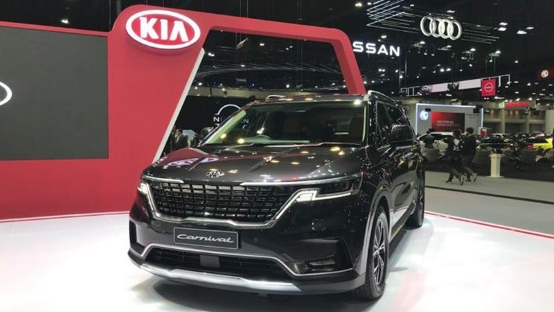5 อันดับรถใหม่มาแรงงาน Motor Expo 2020 ฮอตจนต้องต่อคิวเข้าชม 02