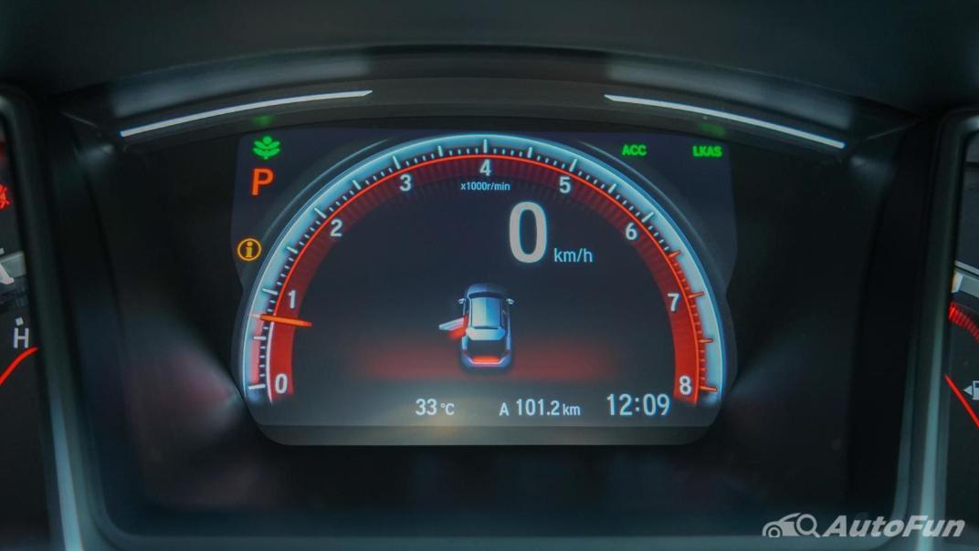 2020 Honda Civic 1.5 Turbo RS Interior 070