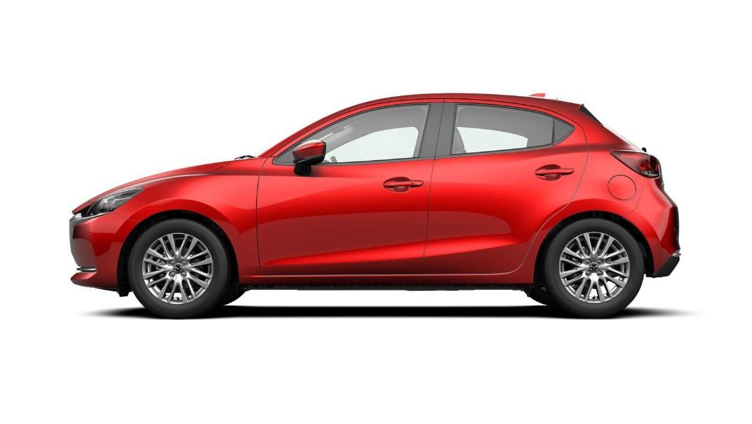 Mazda 2 Hatchback 2020 Exterior 005