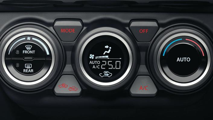 2021 Suzuki Swift Interior 010