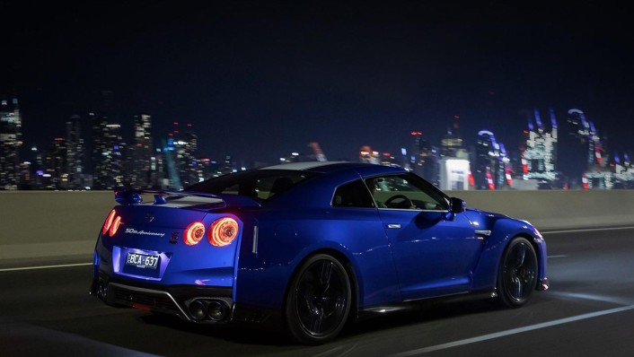 Nissan GT-R 2020 Exterior 004