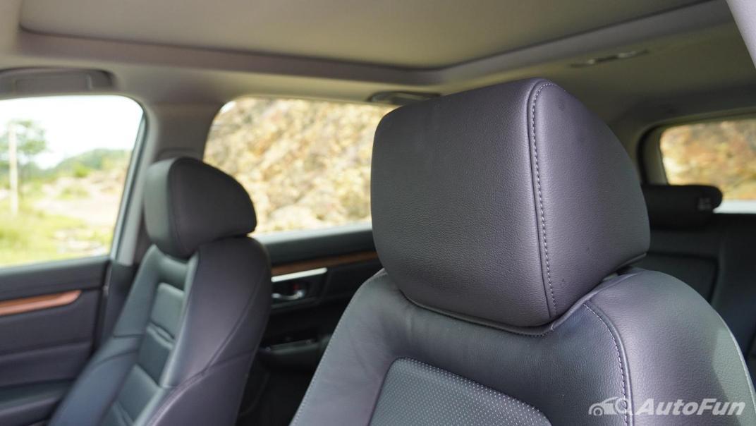 2020 Honda CR-V 2.4 ES 4WD Interior 027