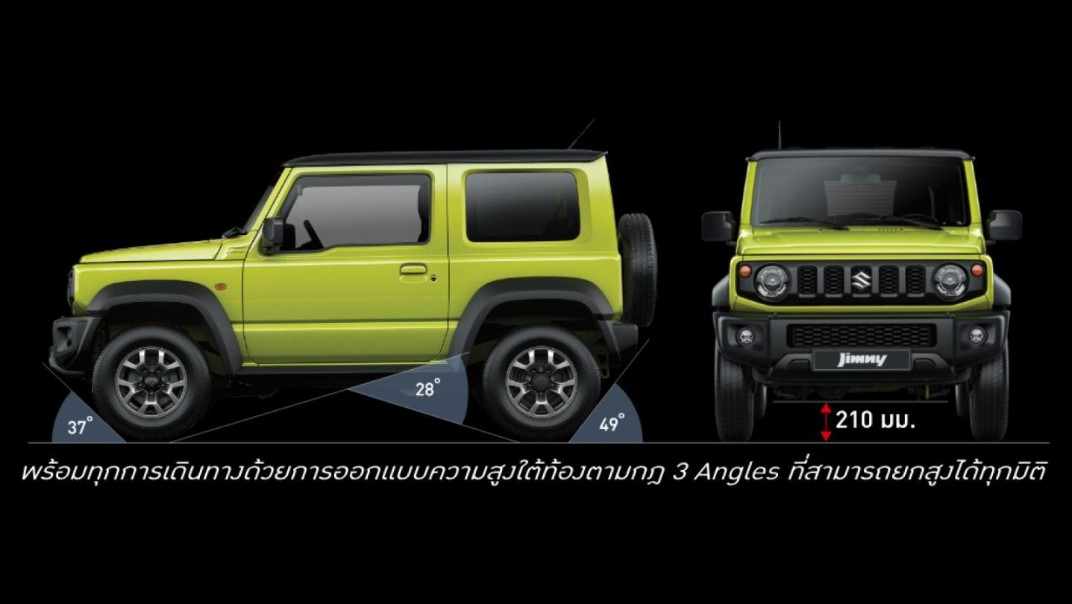 Suzuki Jimny 2020 Exterior 014