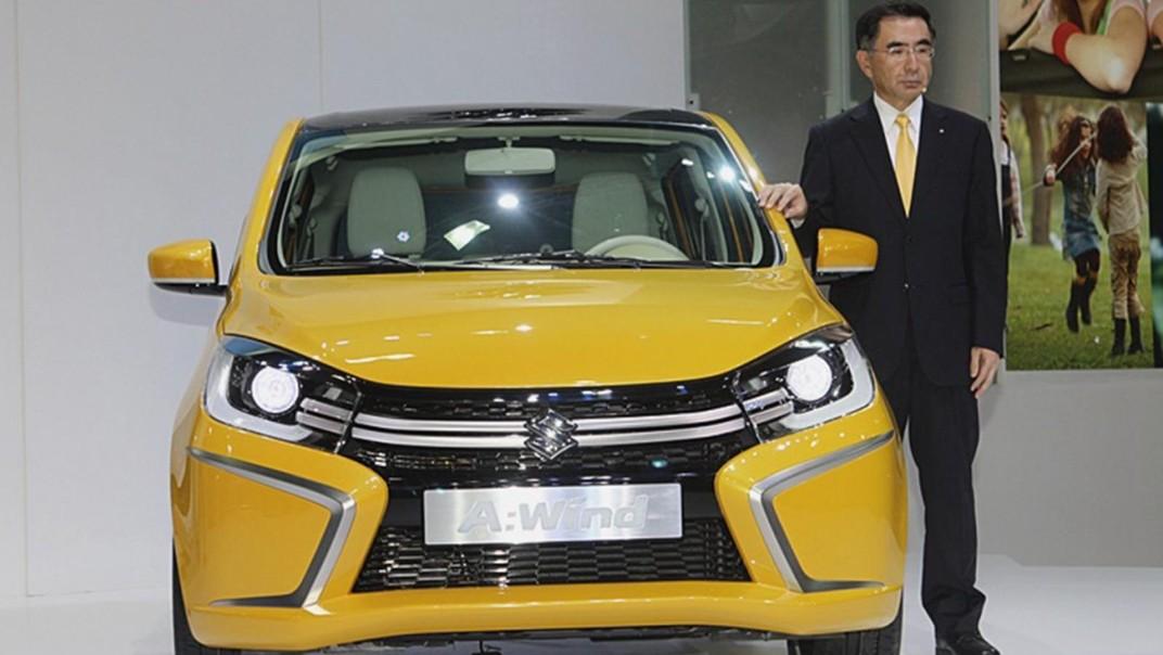 Suzuki Celerio 2020 Exterior 015
