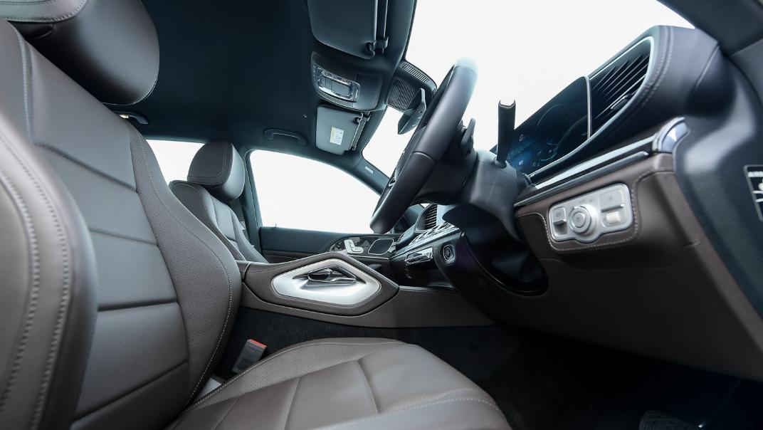 2021 Mercedes-Benz GLE-Class 350 de 4MATIC Exclusive Interior 118