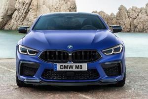 Review: BMW M8 สปอร์ตคูเป้สุดล้ำสมัย