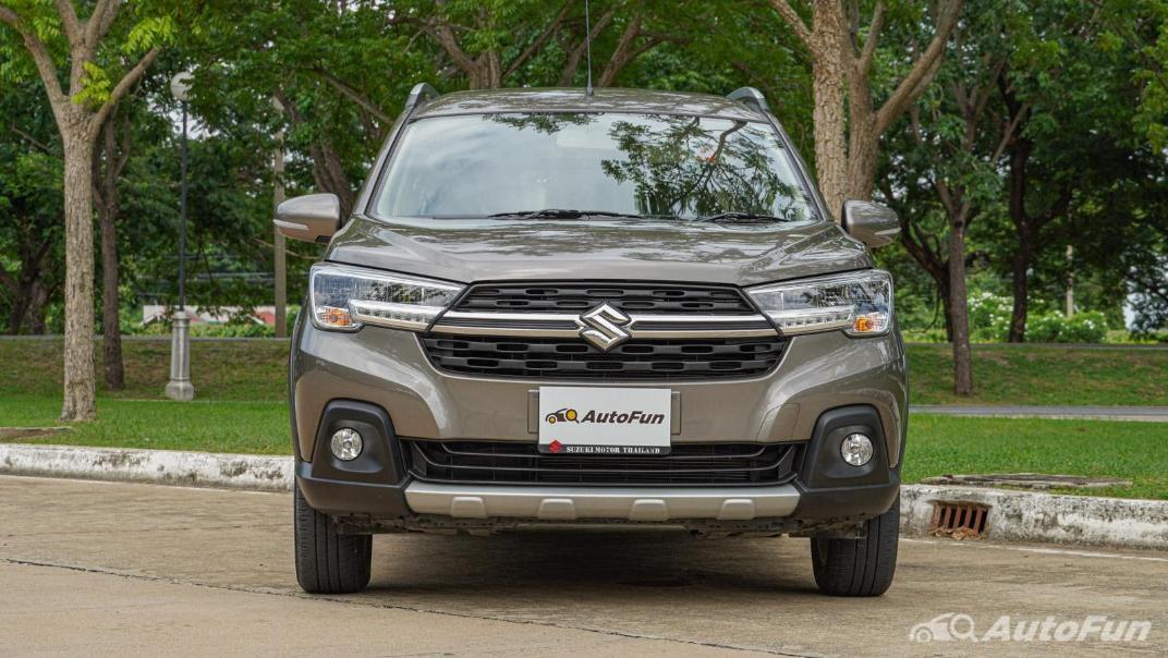 2020 1.5 Suzuki XL7 GLX Exterior 002