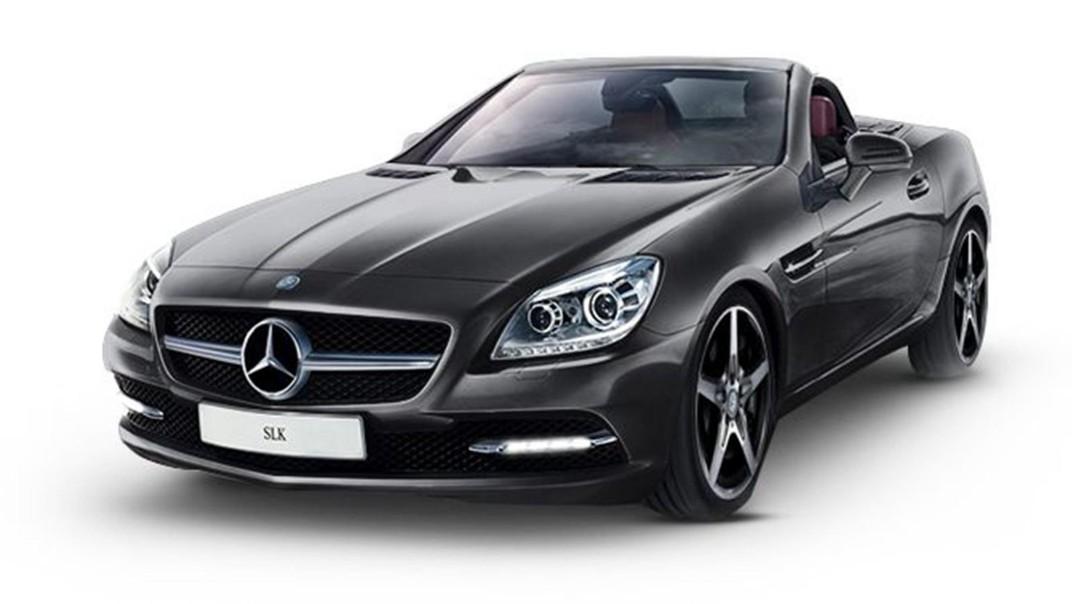 Mercedes-Benz SLK-Class 2020 Exterior 016