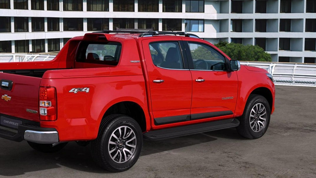 Chevrolet Colorado 2020 Exterior 007