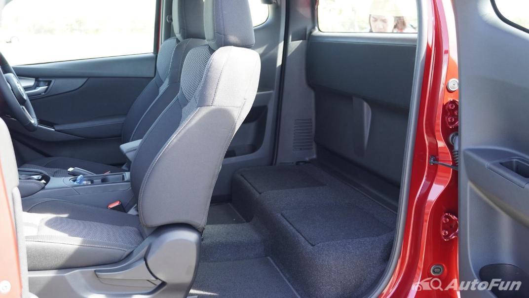 Mazda BT-50 Pro 2021 Interior 027