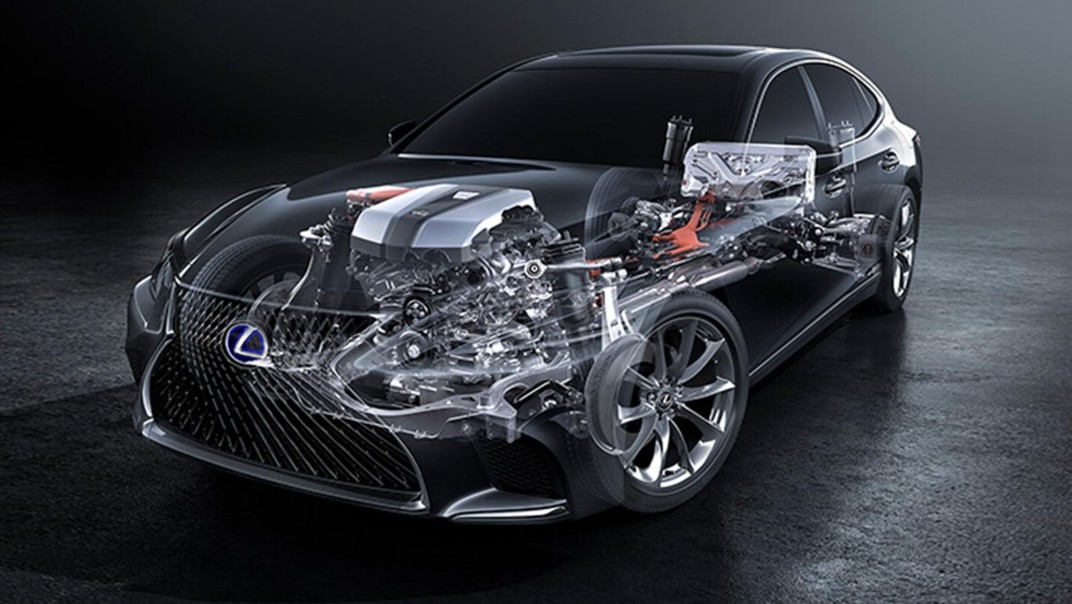 Lexus LS 2020 Others 005
