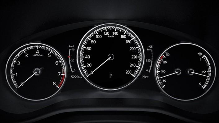Mazda CX-30 2020 Interior 008