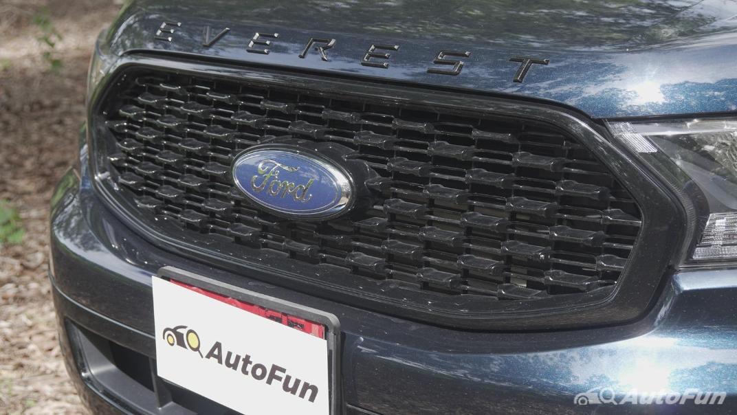 2021 Ford Everest 2.0L Turbo Titanium 4x2 10AT - SPORT Exterior 014