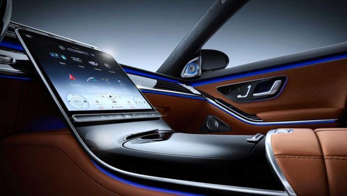 2021 Mercedes-Benz S-Class Interior 004